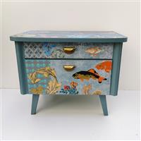 Art Deco Fische